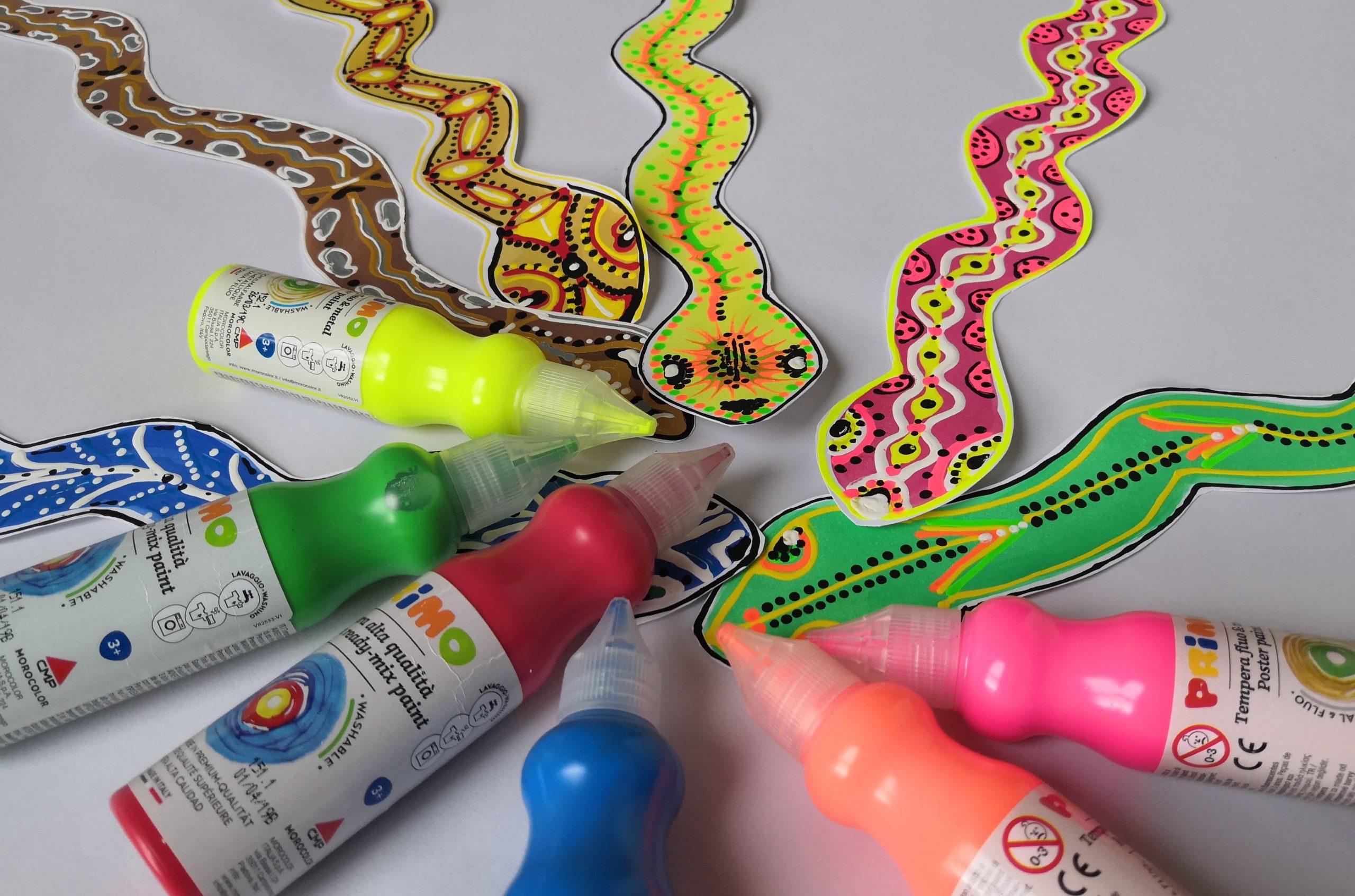 Papírový hadi