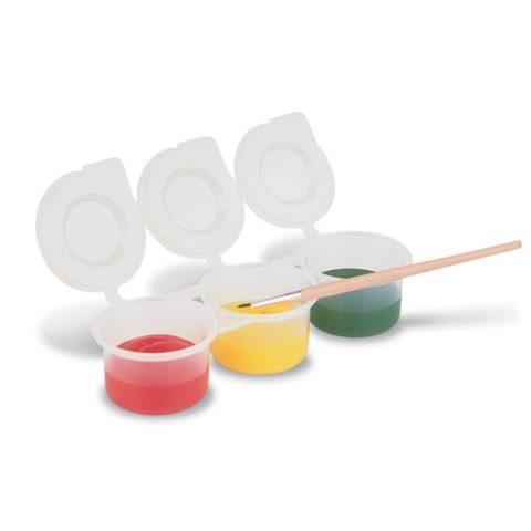 Kelímky plastové PRIMO, sada 3 x 75ml