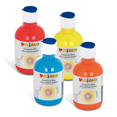 Temperová barva PRIMO FLUO, 300ml