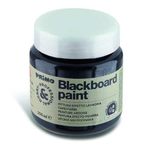 Tabulová barva PRIMO, 250ml, černá