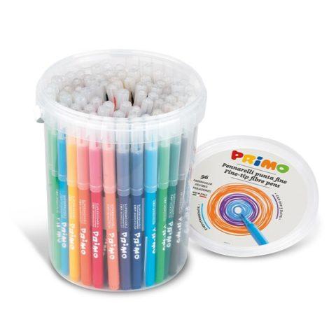 Fixy PRIMO, 96 kusů (12 barev)