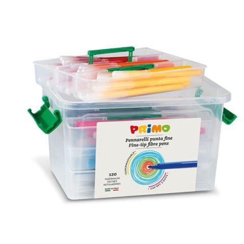 Fixy PRIMO, 120 kusů (12 barev)