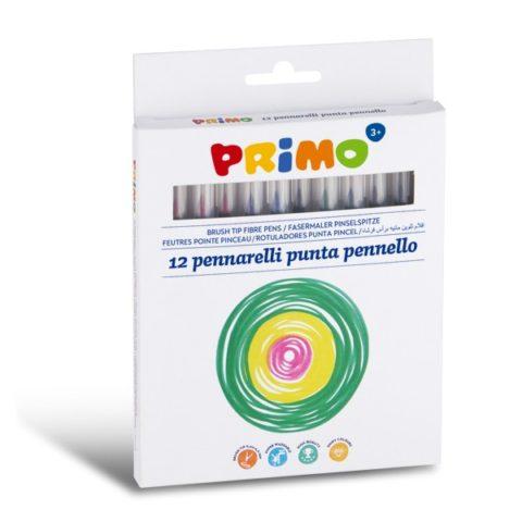 Fixy PRIMO, štětečkový hrot, 12 ks