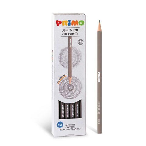 Tužka grafitová PRIMO HB, balení (12ks), papírový obal