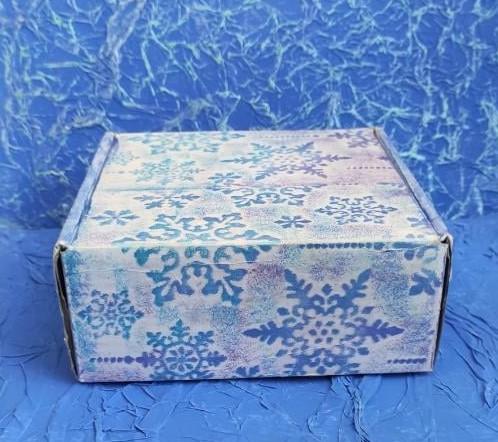 Papírová krabička