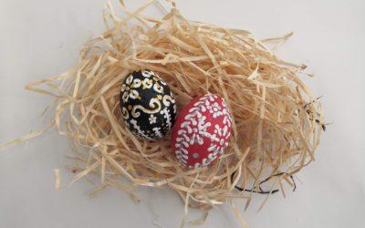 Malovaná vajíčka